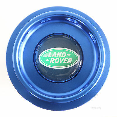 Land Rover Freelander Oil Filler Cap Blue Anodised Aluminium for K Series Engine