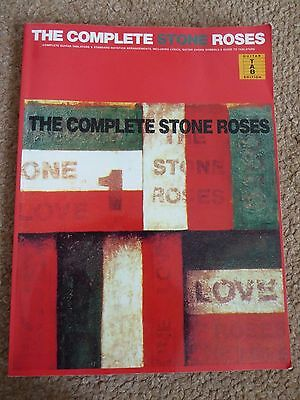 The Complete Stone Roses Guitar TAB Edition Music Book