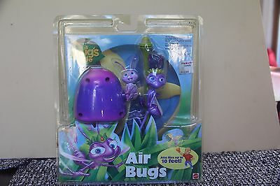 A Bugs Life Air Bugs Toy Disney Mattel Nib As Is New Flying Outdoor Pixar 1998