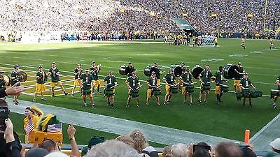 2 Tickets for Green Bay Packers VS Baltimore Ravens 11/19/2017 Lambeau Field