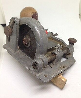 Vintage old Circular saw drill attachment Black and Decker power tool DIY