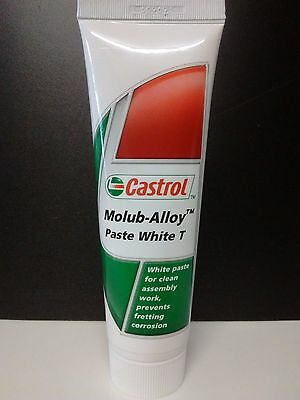Castrol Molub-Alloy Paste White T ( Optimol ) clutch and drive shaft splines BMW