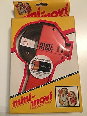 Vintage Terry Bear - Zoo in the House- 1978 - Mini Movi Film Cassette Viewer