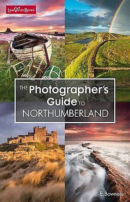 """""""The Photographer's Guide to Northumberland"""" book by E.Bowness"""