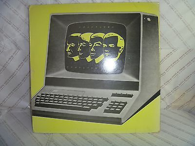 KRAFTWERK Computer World LP 1981 UK ORIGINAL 1ST PRESSING
