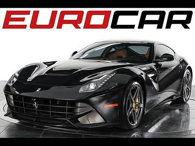 2014 Ferrari Other  2014 Ferrari F12 Berlinetta - Carbon Fiber Interior Accents, Pristine Condition!