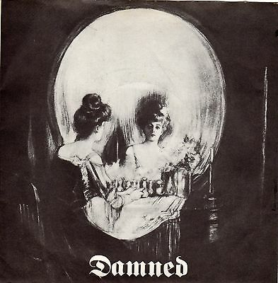 "The Damned Stretcher Case Baby Sick Of Being Sick  7"" Vinyl"