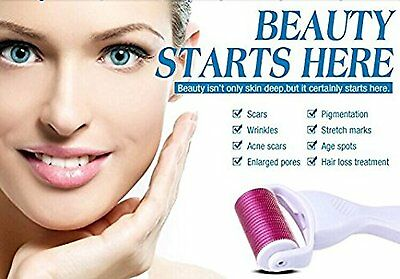 Professional Body Derma Roller for Stretch Marks Acne Scars Skin Radiance 2.5mm