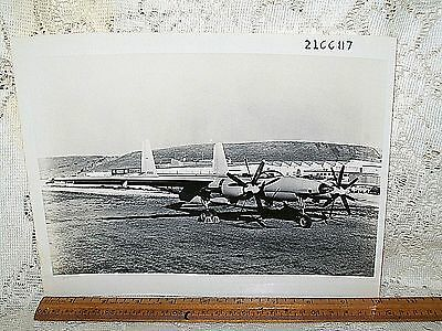 ORIGINAL 1940s HUGHS XF-11 PHOTO EXPERIMENTAL RECONNAISSANCE PROTOTYPE MILITARY