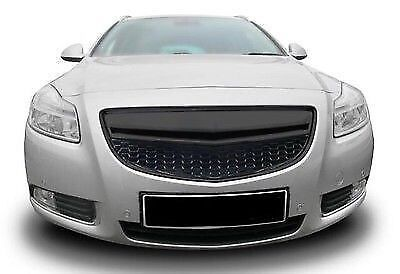 Vauxhall Insignia 2009> Pre Facelift  Black Debadged Sports  Badgeless Grille