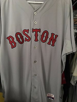 Boston Red Sox Team Issued Road Jersey #16 JIMENEZ