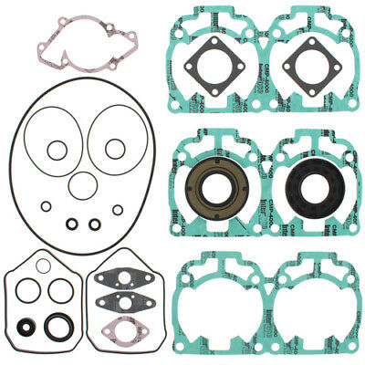 Complete Gasket Kit with Oil Seals For Ski-Doo SUMMIT 700 2000 - 2002 700cc