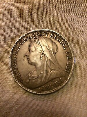1894 crown at least good fine +