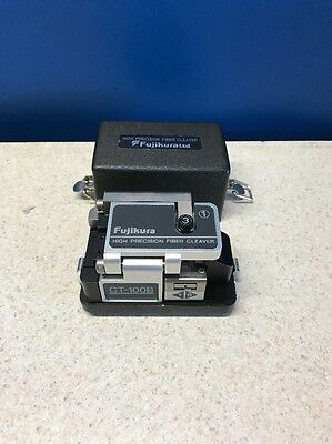 Fujikura CT-100B High Precision Fiber Cleaver