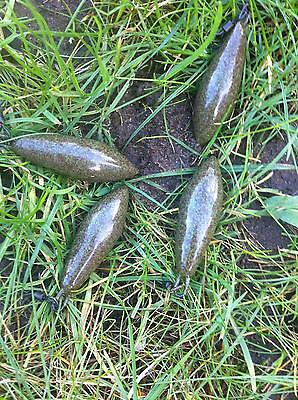 carp fishing lead weights zip distance x20 good quality home made