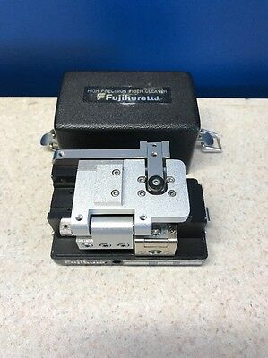 Fujikura High Precision Fiber Cleaver
