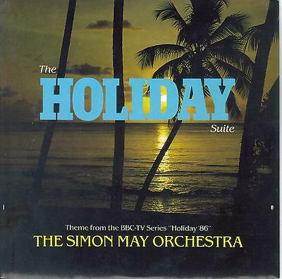 "Holiday Suite Simon May Orchestra  7"" Single Holiday 86 TV Series Theme"