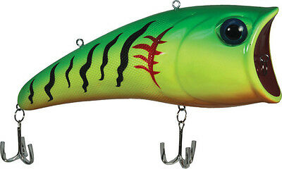 "Giant lure 18"" Firetiger Lure Home Decor"