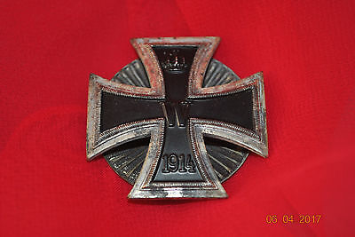 German Imperial Iron Cross Badge 1914 WWI