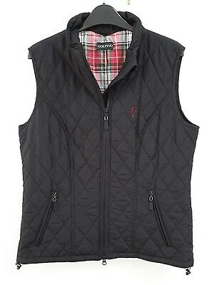 Golfino Ladies Golf Waistcoat / Bodywarmer - UK Size 14 - Brand New