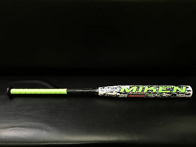 "Miken Physcho Supermax USSSA Slow Pitch Bat SYKDTE 34"" / 27oz"