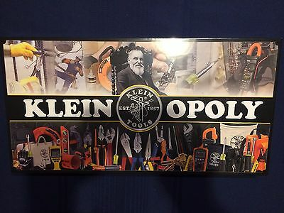 Monopoly Board Game KLEINOPOLY Limited Edition Klein Tools Brand New