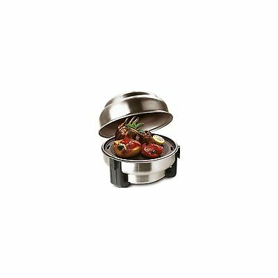 SAfire Cooker Stainless Steel Barbeque Roaster MBSAFGRILL