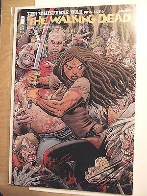 The Walking Dead #157 The Whisperers Cover B  First Print NM