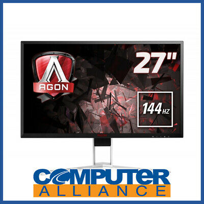 """27"""" AOC AGON AG271QX WQHD 144Hz Gaming Monitor with Speakers"""