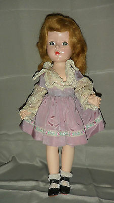 """LTD Toy Stamp AMERICAN CHARACTER Sweet Sue Walker 15"""" doll circa1952"""