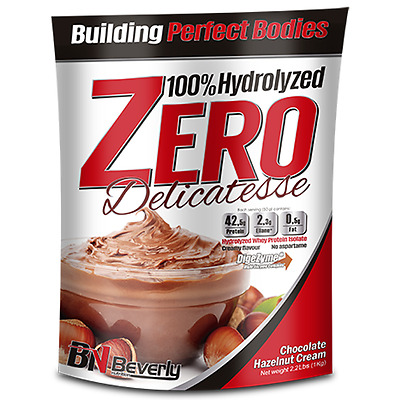 Beverly Nutrition - Hydrolized Zero Delicatesse, 1000 G, Chocolate Avellanas
