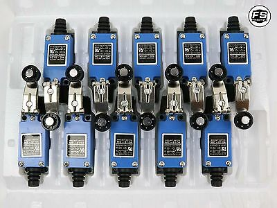 NEW 10PCS Waterproof Momentary Rotary Roller Lever Limit Switch ME-8104 USA
