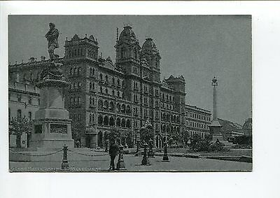 Grand Hotel & Eight Hour Day monument Melbourne