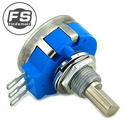RVQ24YN03 20F B502 5K ohm Carbon Composition Rotary Taper Potentiometer ±10%