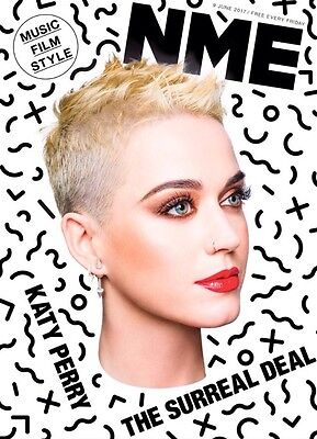 NME - Katy Perry Cover And Witness Interview - One Day Publication Only