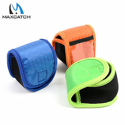 Neoprene Fly Fishing Reel Bag 2/3/4/5/6wt 2Pcs Reel Cover W/ Line Pocket