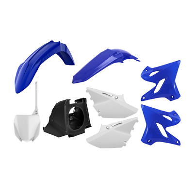 YZ 125 250 2017 Polisport Restyle Kit For 02-14 Bike Plastics Kit Full Airbox