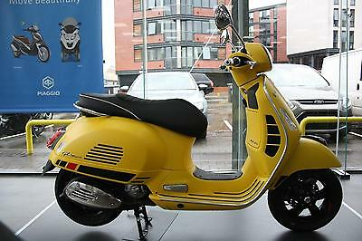 Vespa GTS 300 Supersport £99 deposit 5yrs 0%