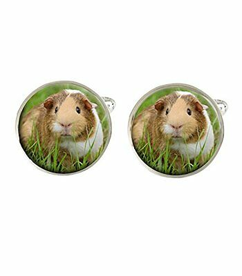 Guinea Pig Mens Cufflinks Ideal Wedding Birthday Or Fathers Day Gift C343