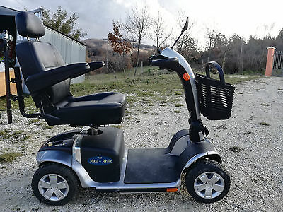 Maxi Reale scooter per disabili