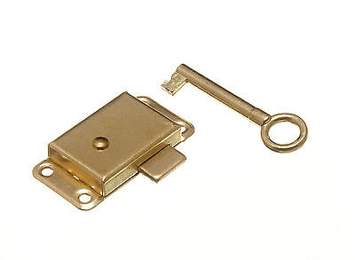 Wardrobe Door Lock And Key Drawer Cabinet Catch Barometer Case Small Or Large