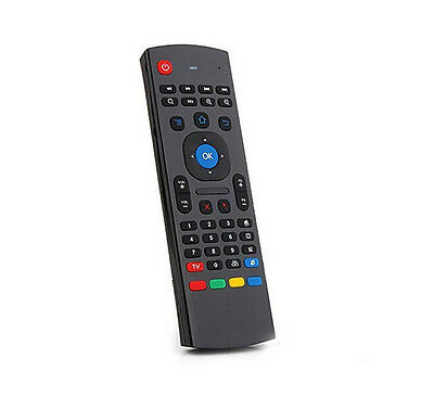 Wireless Air Fly Mouse Keyboard Remote Control for Android TV Box - MXQ TX1 MX3
