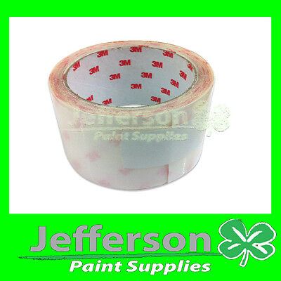 3M-8591 PAINT PROTECTION FILM 50mm x 5m CLEAR PAINT WEAR PROTECTION TAPE