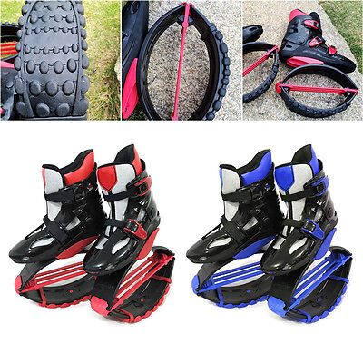 Unisex Adult KANGOO Bounce Jumping Boots Jumps Shoes Exercise Fitness Shoes Gift