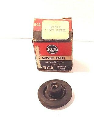 Rca Phonograph Part Idler Wheel Part # 74077