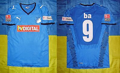 ● Match Worn Or Issue? Home Shirt Demba Ba Tsg 1899 Hoffenheim 2008/2009 Puma ●