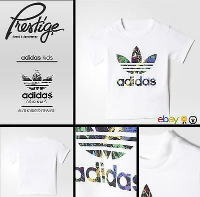 T-SHIRT ANIMAL Adidas Originals Tg: 6-9;9-12;12-18 months S95979