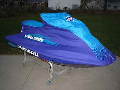 SEA DOO XP XP LTD XP DI Cover Purple & Teal New In Original Box OEM