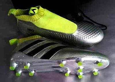 Adidas Mens ACE 16+ Purecontrol SG Football Boots  Size 9.5 Uk