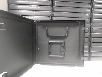 10 Standard Black Nintendo DS Empty Replacement Game Cases Boxes With GBA 2Z